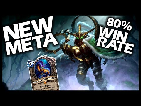 Heartstone | Baku Rogue | New Meta | Odd Rogue | After Nerf | 80% Winrate | The Witchwood