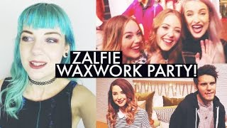 Welcome! & A Night With Zalfie Waxworks