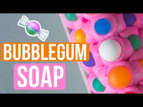 Bubblegum Handmade Soap | Royalty Soaps