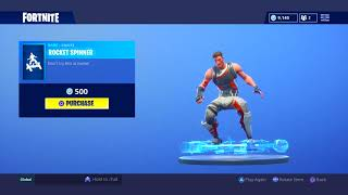 Skin that comes with a Contrail... Fortnite ITEM SHOP [August 25] | Kodak wK