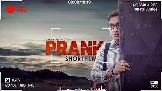 Prank (Eid Bangla Short Film 2018) | Sayed Zaman Shawon | Joy | Rough and Tough Entertainment