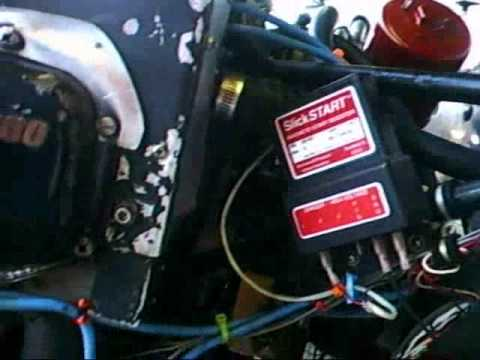 hqdefault slickstart magneto booster demonstration youtube bendix shower of sparks wiring diagram at mifinder.co