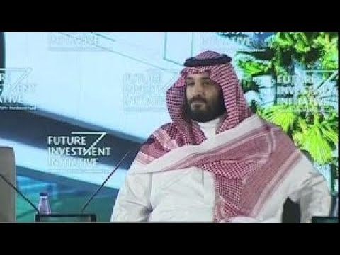 Crown Prince of Saudi Arabia on regulations that encourage business