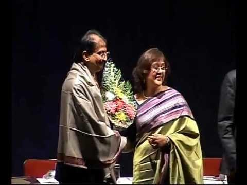 Dr. Anil Suchak Felication - Dr Sujata Rao AMC Lifetime Achievement Award.mp4