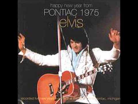 Elvis Presley - Happy New Year From Pontiac - December 31 1975 Full Album