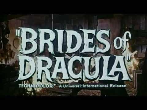 Brides of Dracula - Showbox Official Trailer