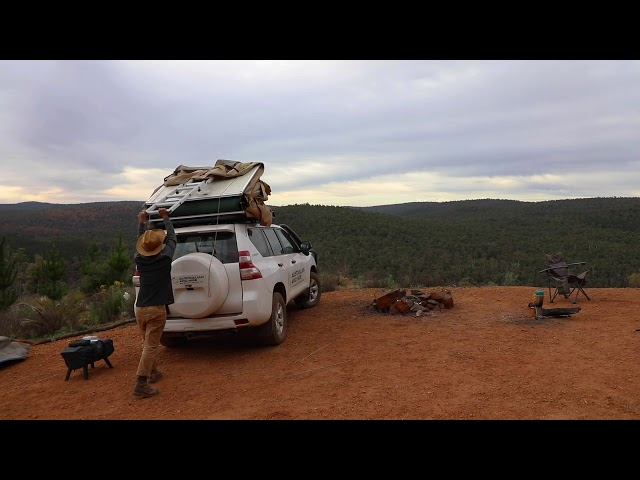 4WD Hire Perth - Australian 4WD Hire - Short Clip