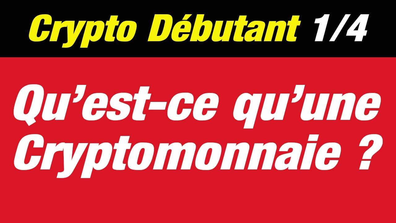 CRYPTO DÉBUTANT n°1 ▶️ Qu'est-ce qu'une Cryptomonnaie ? Quelle différence avec une monnaie Fiat ?