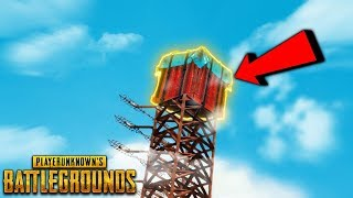 ONE in a MILLION Airdrop..!!   Best PUBG Moments and Funny Highlights - Ep.177