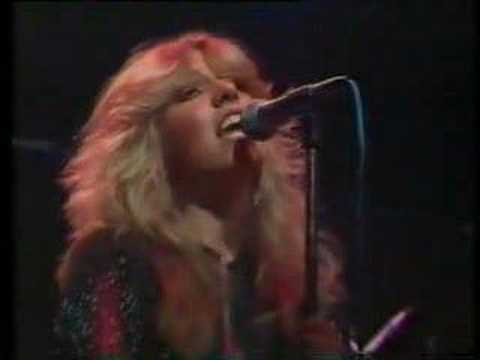 JUDIE TZUKE - Sportscar - Live - 1981