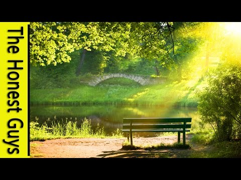 GUIDED MEDITATION FOR SLEEP - The River of life - Law of Attraction