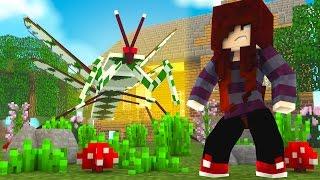 NOSSA! CUIDADO COM ESSE INSETO! Minecraft - AVENTURANDO COM MODS 2 Ep 03