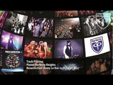 Planet Perfecto Knights - Resurrection (Remy Le Duc vs EC Twins Mix)