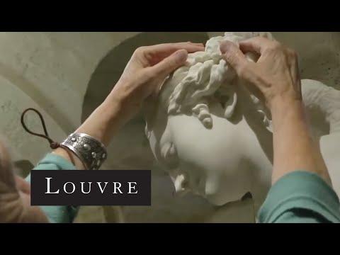 La Galerie Tactile du Louvre - The Tactile Gallery - Musée du Louvre