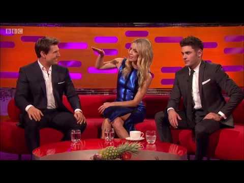 The Graham Norton Show S21E09 Tom Cruise Annabella Wallls  Zac Afron beth detto FULL EPISODE HD