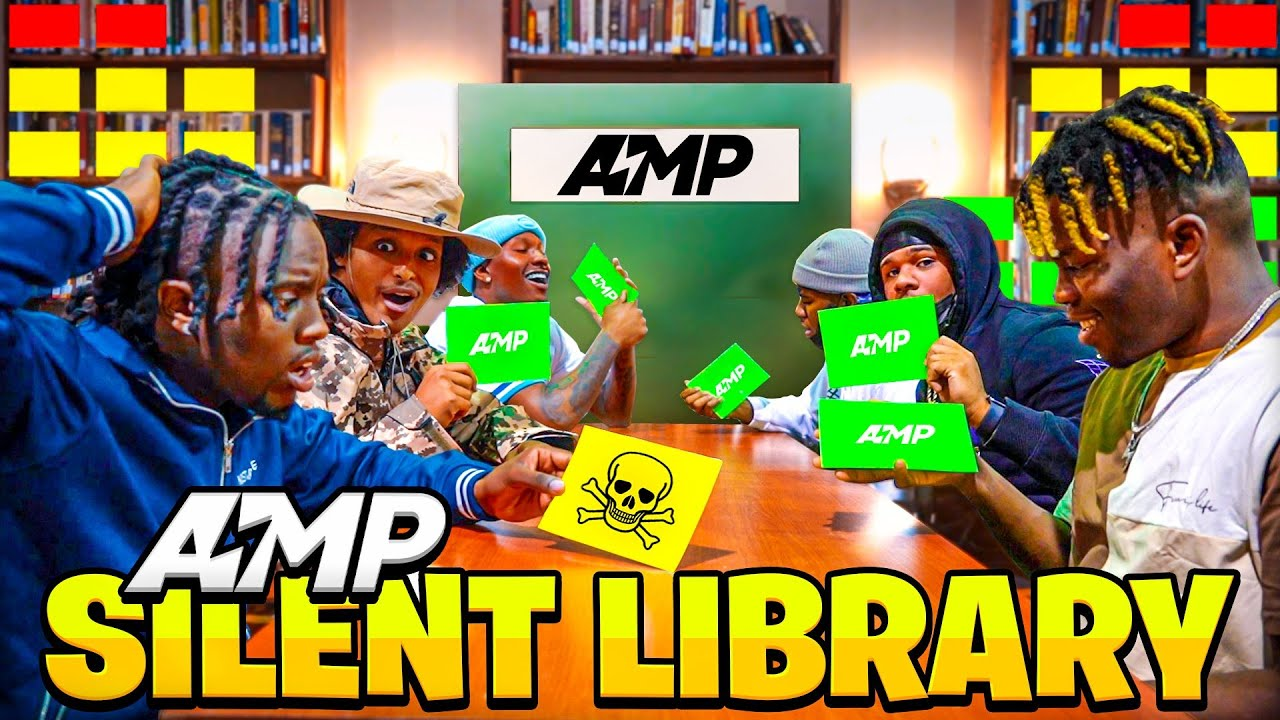 AMP SILENT LIBRARY