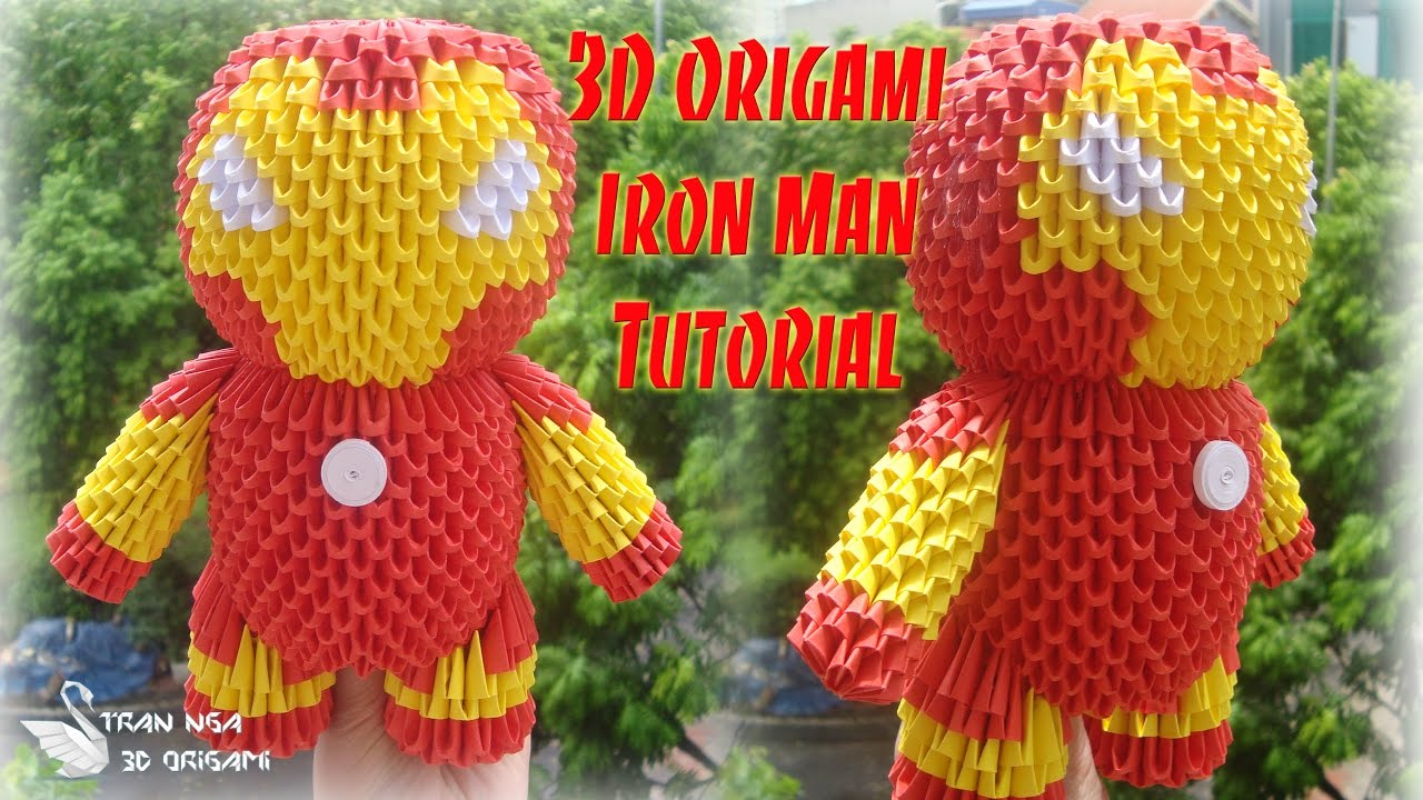 3d origami iron man tutorial cmo hacer 3d hombre de hierro de 3d origami iron man tutorial cmo hacer 3d hombre de hierro de origami jeuxipadfo Choice Image