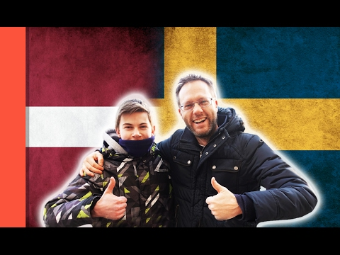 SWEDISH VS LATVIAN - Language Challenge