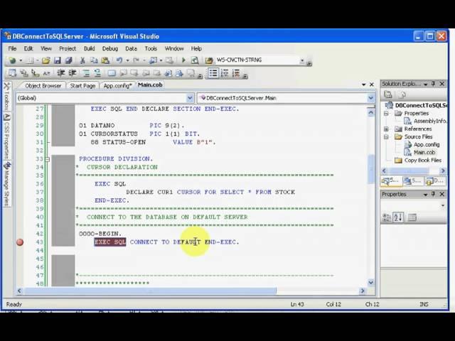 NetCOBOL for .NET Tutorial: Avoiding Common JMP037 Errors