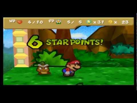 Paper Mario Playthrough Episode 3: Goombario Joins the Party