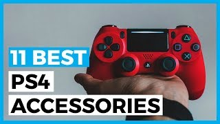 Best PS4 Accessories in 2020 - How to Make the Most out of your PS4 with these Accessories?