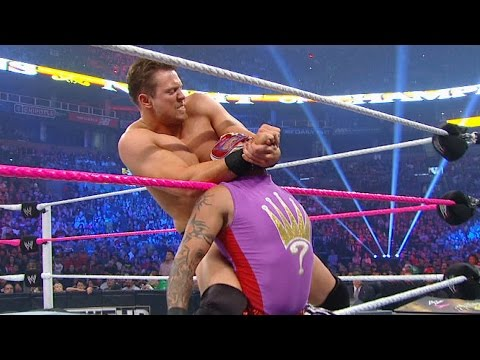 Fatal 4-Way Intercontinental Title Match: Night of Champions 2012, on WWE Network