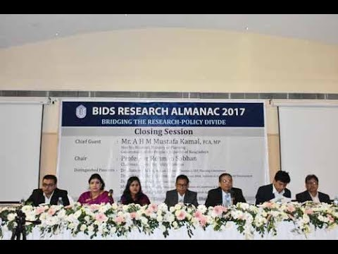 Technical Session 6: Exports, Firm Performance & Productivity Growth (BIDS RESEARCH ALMANAC, 2017)