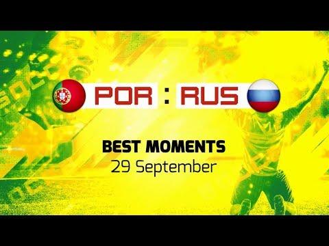 World <b>Cup Highlights</b> - Lisbon 2018 - YouTube