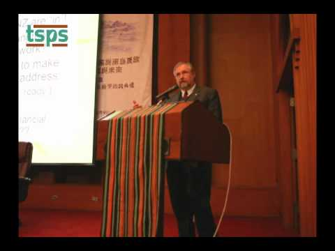 Professor Richard Herr on Pacific Regionalism