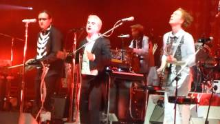 Arcade Fire - Dream Baby Dream w/ David Byrne HD @ Barclays, night3