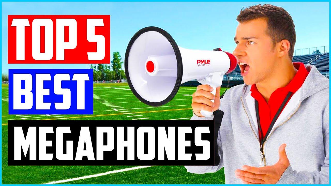 Download Top 5 Best Megaphones in 2021 Reviews – Buyer's Guide