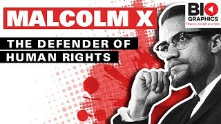 Malcolm X: The Defender of Human Rights