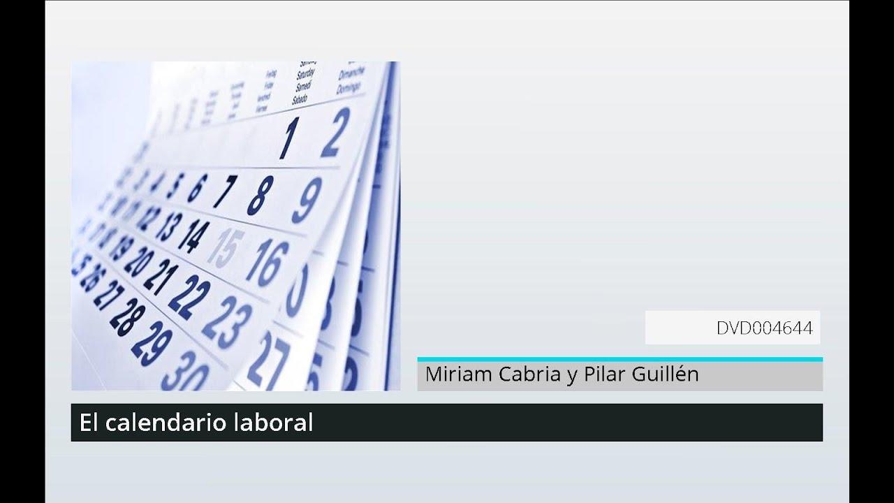 Calendario Laboral 2020 Gijon.El Calendario Laboral