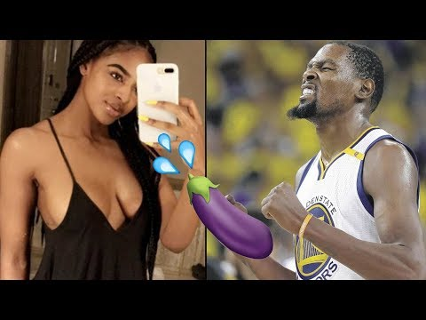 Kevin Durant Hooking Up with Real Estate Baddie Cassandra Anderson