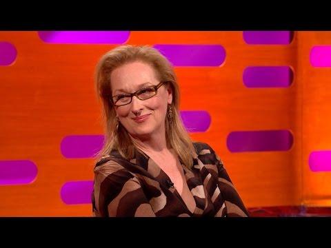 Meryl Streep reveals her worst performance - The Graham Norton Show: Episode 4 - BBC One