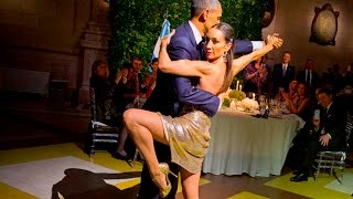 Barack Obama baila Tango en Argentina - ...