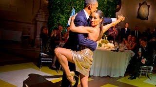 Barack Obama baila Tango en Argentina - Vídeo Completo thumbnail