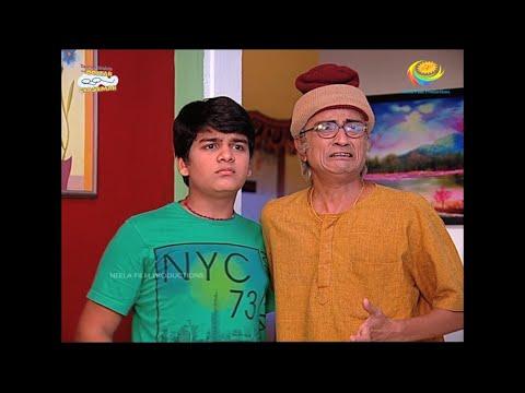 Download The Haunted Radio | Taarak Mehta Ka Ooltah Chashmah - Ep 1262 | TMKOC Comedy | तारक मेहता