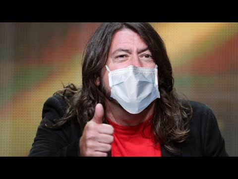 Dave Grohl Finally Joins Instagram To Share An Important Message