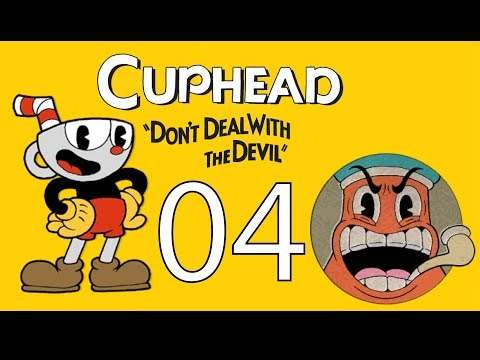 Cuphead | Press Y to SUCK!!! | The Meanie Genie