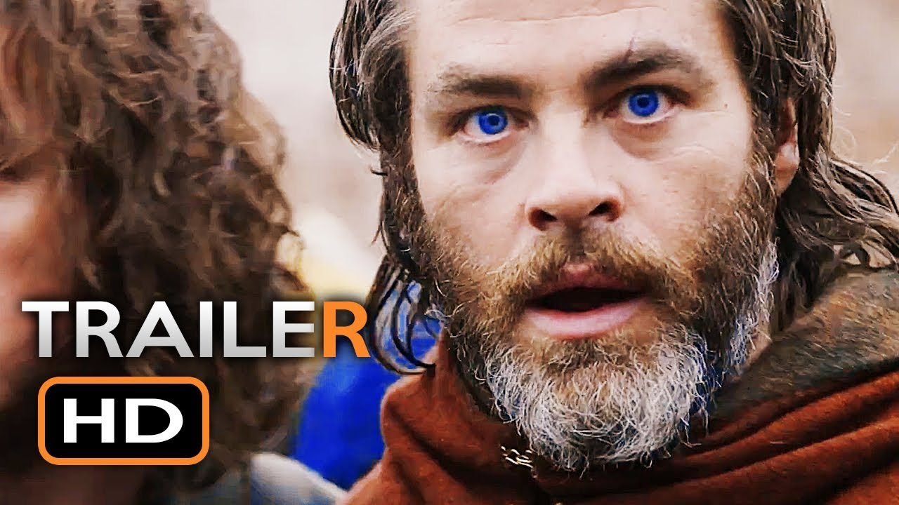 the outlaw king official trailer 2018 chris pine netflix drama