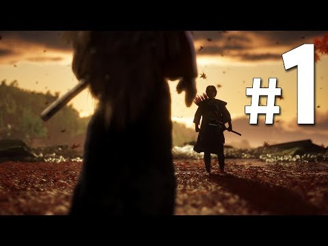 Ghost of Tsushima - Walkthrough Gameplay Part 1 [PS4]