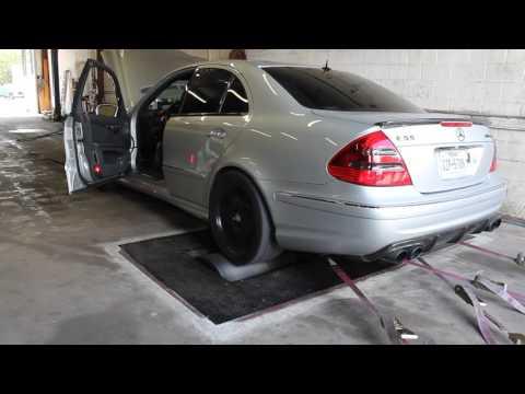Repeat Mercedes-Benz E55 AMG Performance Heat Exchanger Fabtech