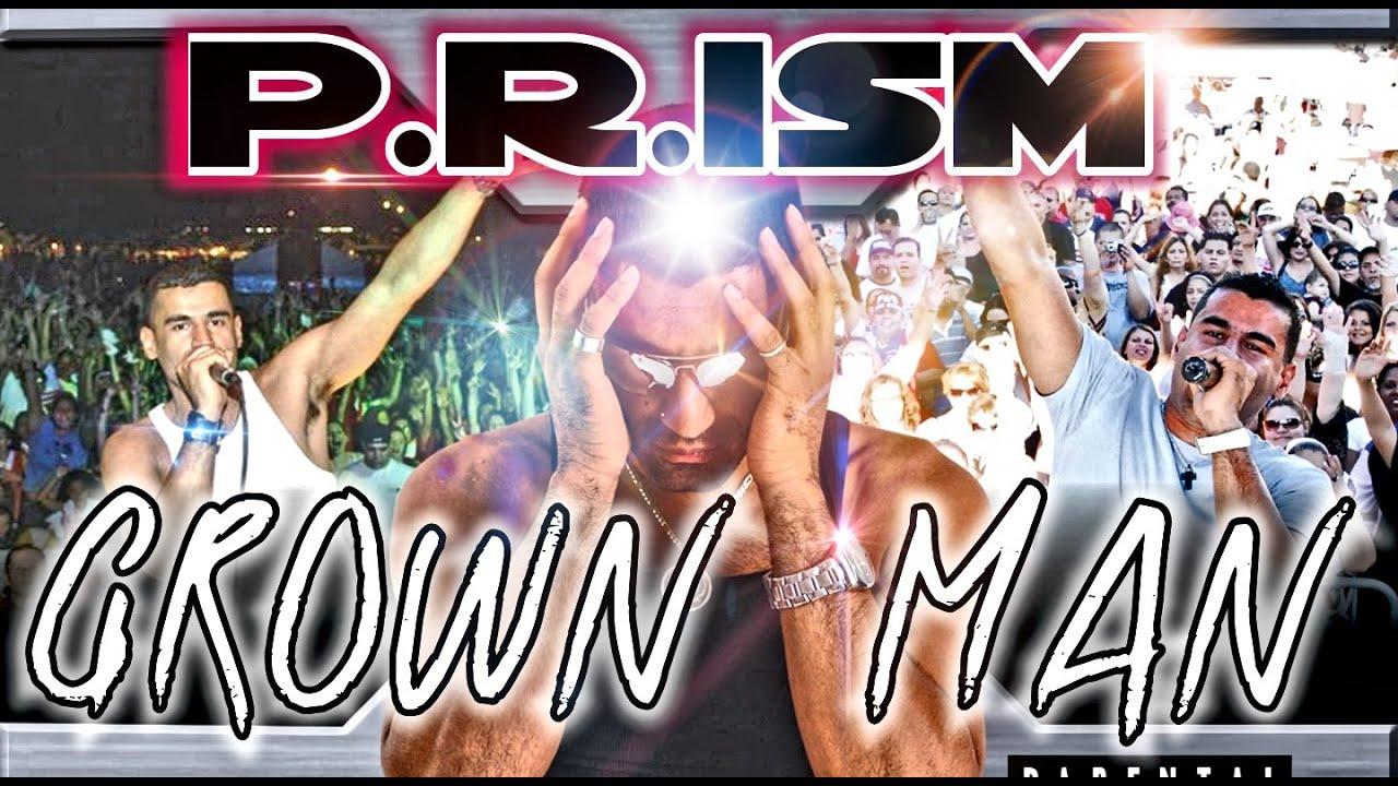 PRism PuertoRicanism - The GROWN MAN music video - Featuring Abi Cruz & B.B.L.A.C.C.