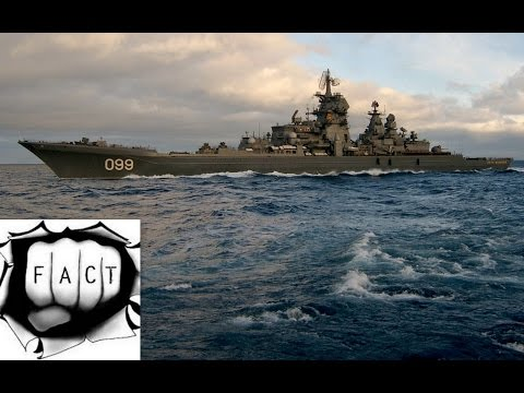 Top 10 Largest Warships In The World