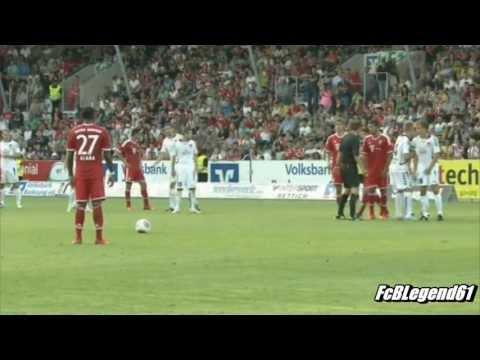 Draxler und Raúl erzielen das Tor des Jahres 2013из YouTube · Длительность: 1 мин9 с