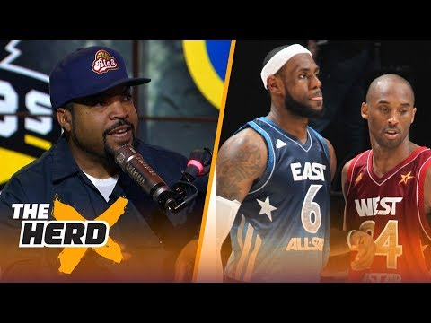 Ice Cube on Lonzo's diss track hurting Lakers getting LeBron, Kobe's jealousy | NBA | THE HERD