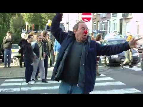 Indignados occupy university KU Brussels