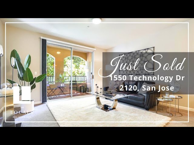 1550 Technology Dr, 2120 San Jose, CA 95110 by The Locals