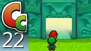 Mario & Luigi: Partners in Time – Episode 22: Thwomp Romp